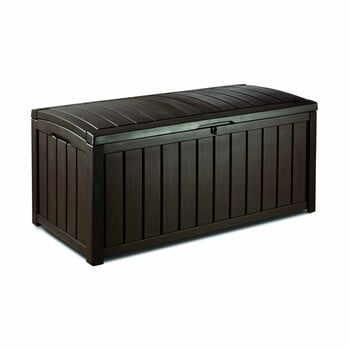 Cutie de depozitare pentru grădină Keter, 65 x 61 cm, maro la pret 712 lei