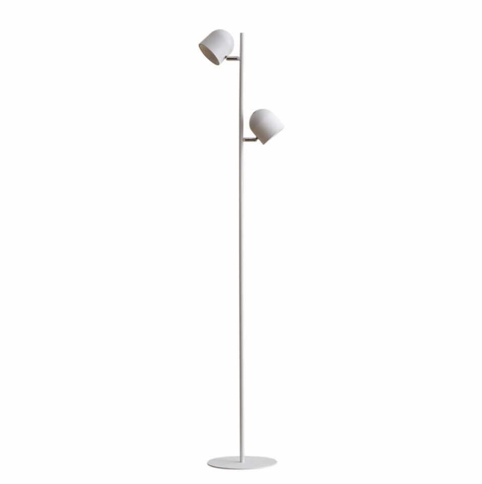 Lampadar LED Jon fier, alb, 2 becuri, 230 V, 5 W la pret 260 lei