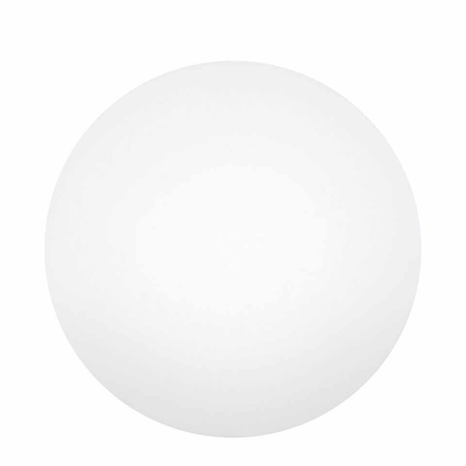 Lumina de exterior Diadema, plastic, alb, 25 x 25 x 25 cm la pret 270 lei