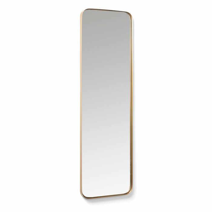 Oglinda Urlingford, metal, 100 x 30 x 3 cm la pret 320 lei