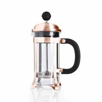 French Press Bambum Taşev Holmes, 350 ml, arămiu deschis la pret 92 lei