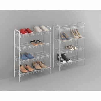 Pantofar cu 8 compartimente Metaltex Shoe la pret 163 lei