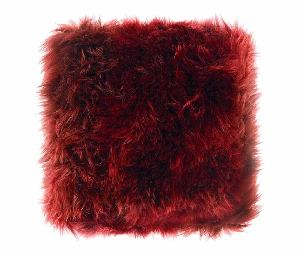 Perna decorativa Orion Burgundy 45x45 cm - Royal Dream la pret 219.99 lei