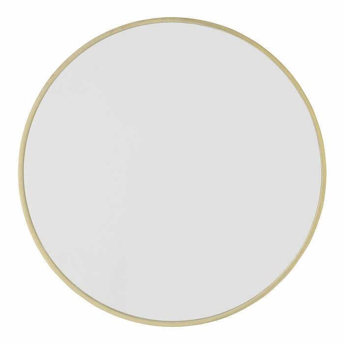 Oglinda de perete Amaliya, metal, 60,94 x 60,94 x 2 cm la pret 340 lei