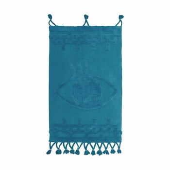 Tapiserie din bumbac Nattiot Siva,70x120cm, albastru la pret 335 lei