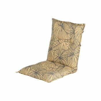 Pernă pentru scaun de grădină Hartman Lily, 100 x 50 cm, galben la pret 258 lei