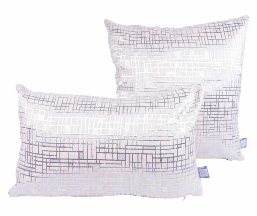 Set 2 perne decorative - Kayoom, Crem la pret 199.99 lei