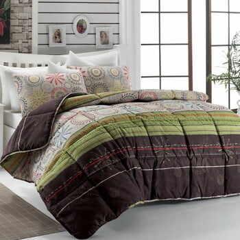 Cuvertură matlasată pentru pat matrimonial Kloe, 195 x 215 cm la pret 203 lei