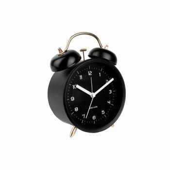 Ceas alarmă Karlsson Classic, negru la pret 189 lei