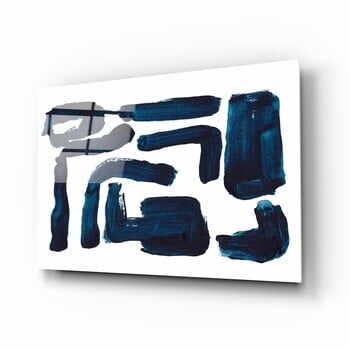 Tablou din sticlă Insigne Abstract Lines, 110 x 70 cm la pret 347 lei
