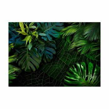 Tapet în format mare Artgeist Dark Jungle, 400x280cm la pret 484 lei