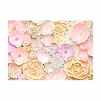 Tapet în format mare Artgeist Flower Bouquet, 400x280cm la pret 522 lei
