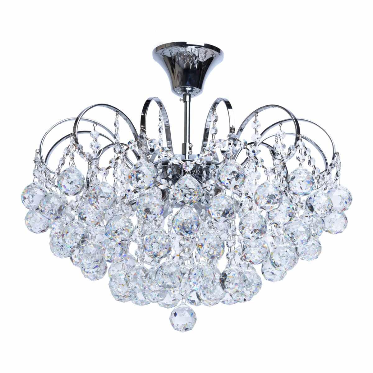 Plafoniera MW-Light Crystal 232017506 la pret 1450 lei