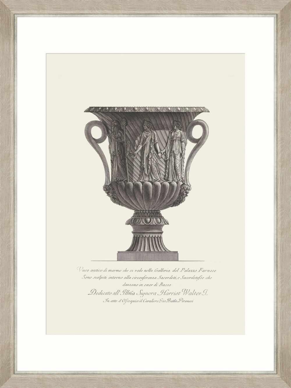 Tablou Framed Art Antique Urn I  la pret 625 lei
