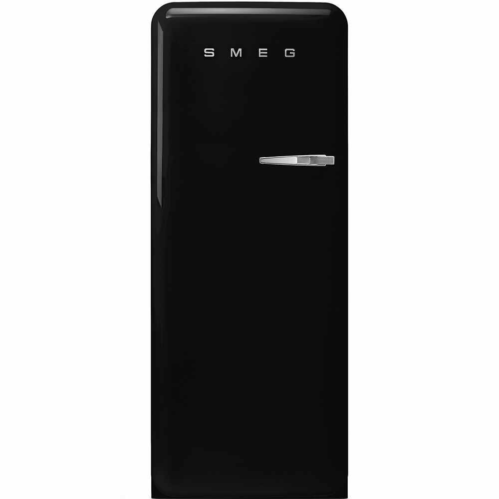 Congelator cu deschidere stanga CVB20LNE1, Negru, 60 cm, SMEG la pret 6999 lei