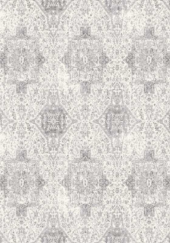 Covor din lana Augustus Silver, Wilton la pret 1088 lei