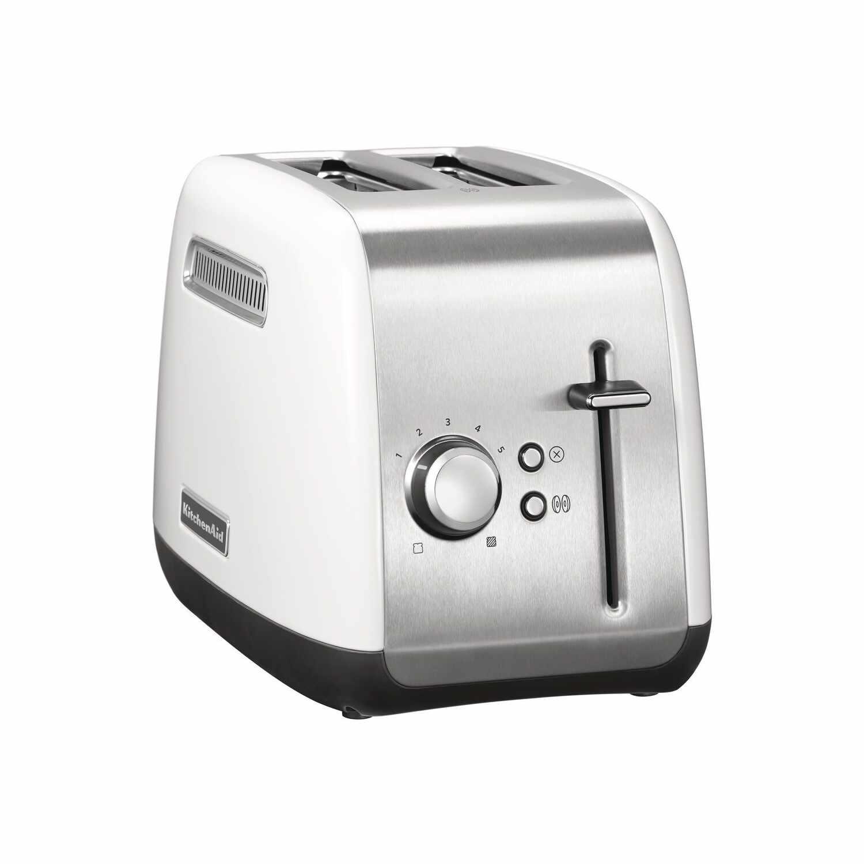 Prajitor de paine 2 sloturi Classic 5KMT2115E, 1200W, KitchenAid la pret 499 lei