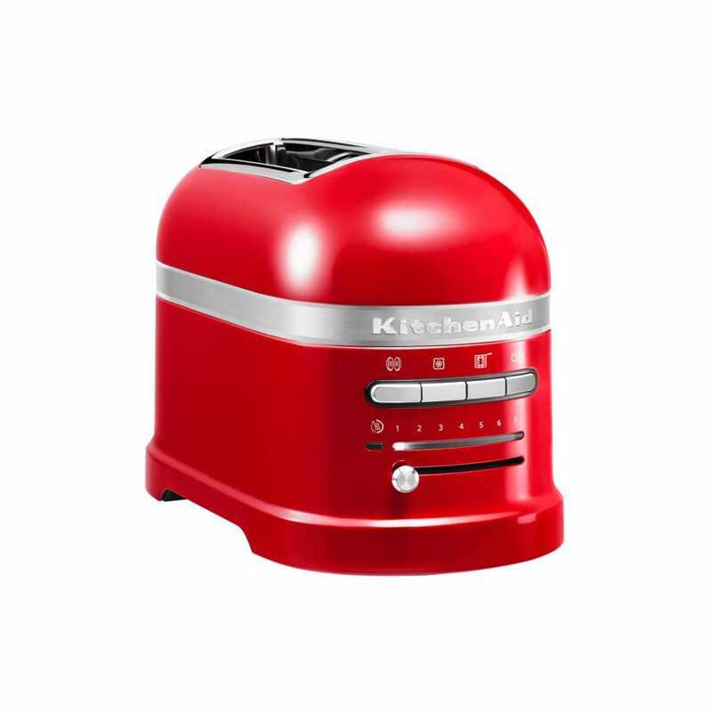 Toaster 2 sloturi Artisan 5KMT2204E, 2500W, KitchenAid la pret 1299 lei