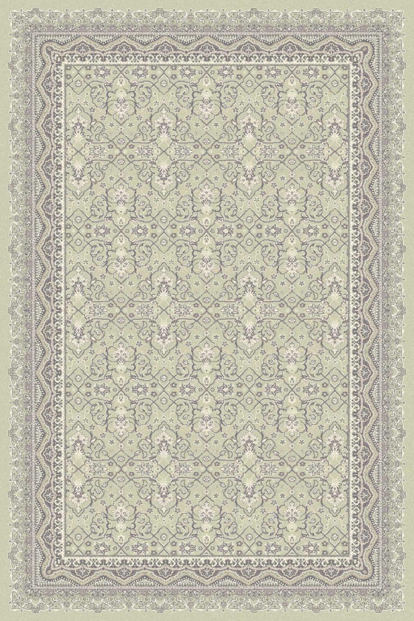 Covor din lana Garda Verde Mint, Wilton la pret 1289 lei