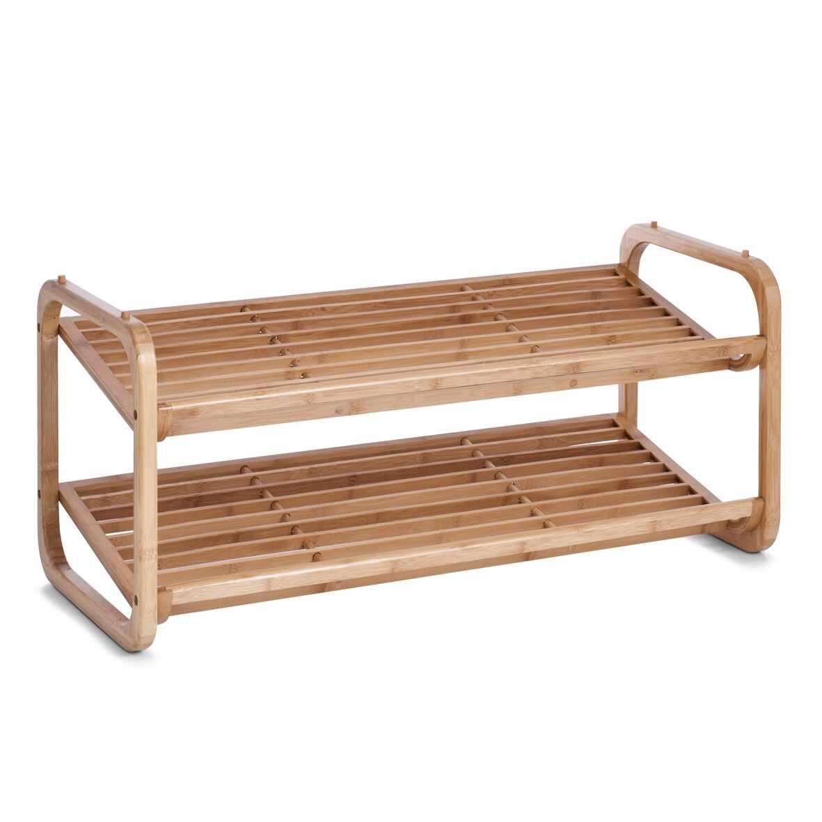 Suport pentru incaltaminte Regal Natural Bamboo, l74xA33xH33 cm la pret 226 lei