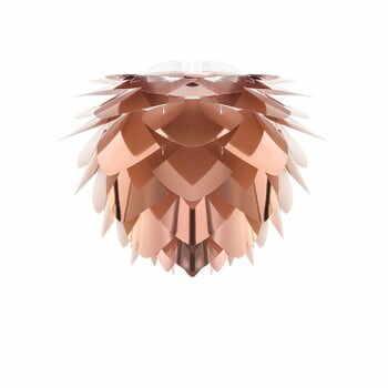 Abajur VITA Copenhagen Silvia, Ø 32 cm, arămiu la pret 327 lei