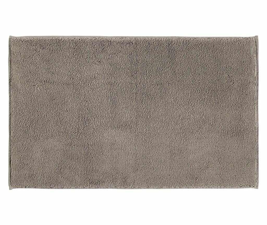 Covoras de baie 50x80 cm - Casual Avenue, Gri & Argintiu la pret 229.99 lei