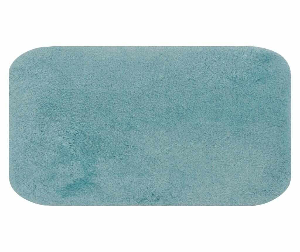 Covoras de baie 57x100 cm - Confetti, Albastru la pret 229.99 lei