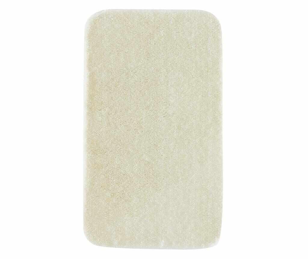 Covoras de baie Miami Bone 57x100 cm - Confetti, Crem la pret 189.99 lei