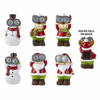 Set 6 figurine luminoase KJ Collection la pret 239 lei