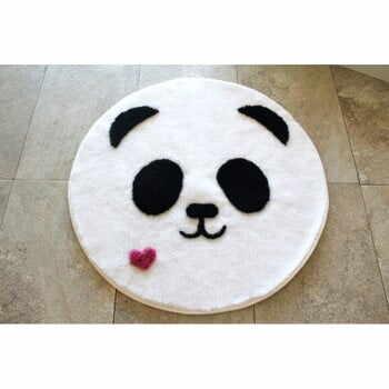 Covoraș de baie Confetti Bathmats Panda, Ø 90 cm la pret 249 lei
