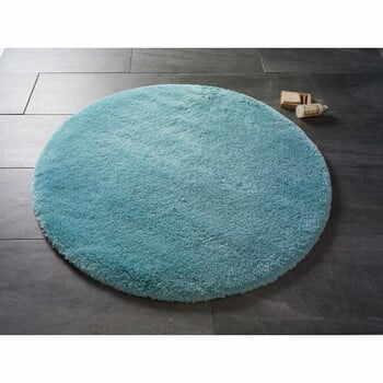 Covoraș de baie Confetti Bathmats Miami, 100 cm, albastru deschis la pret 340 lei