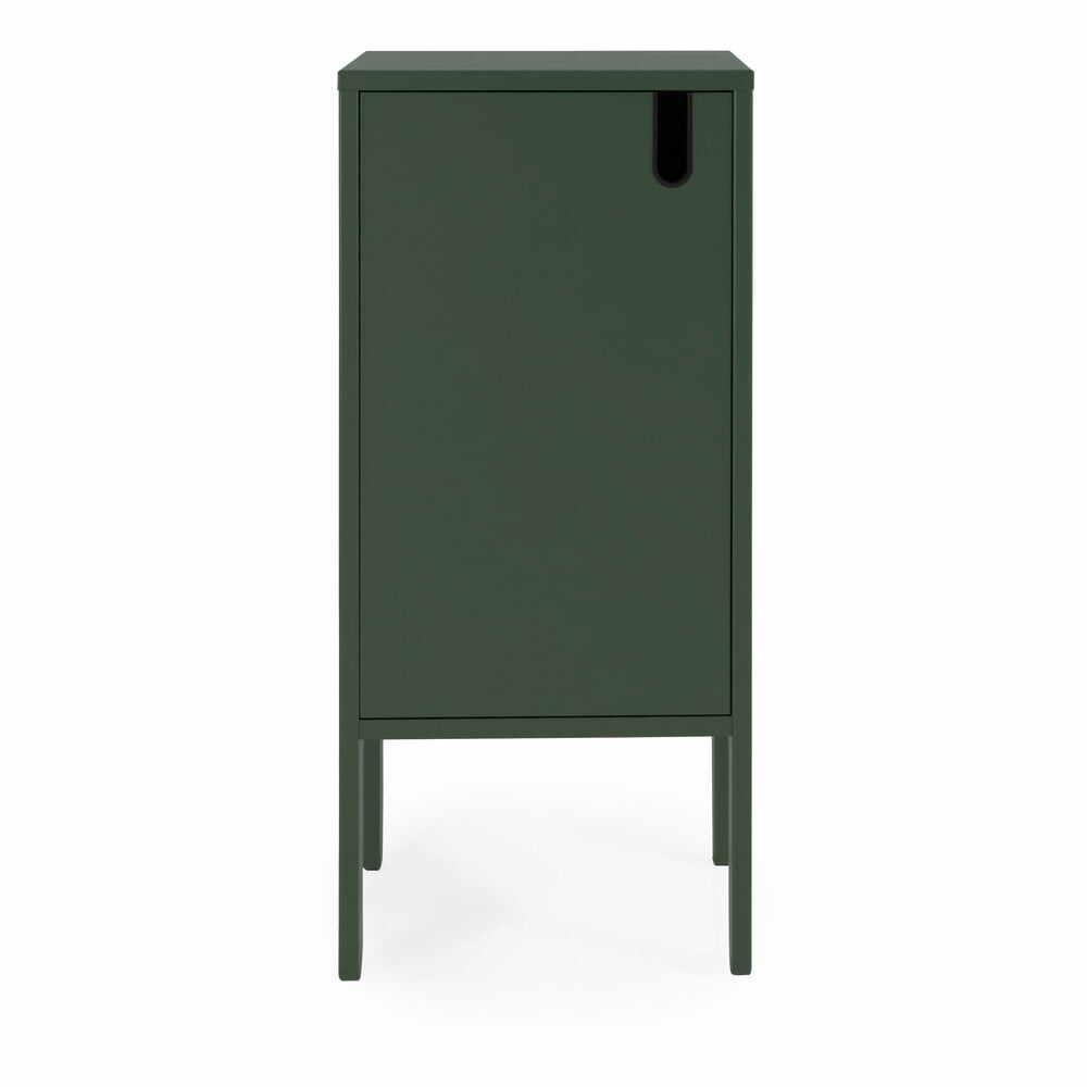 Dulap Tenzo Uno, lățime 40 cm, verde închis la pret 1341 lei