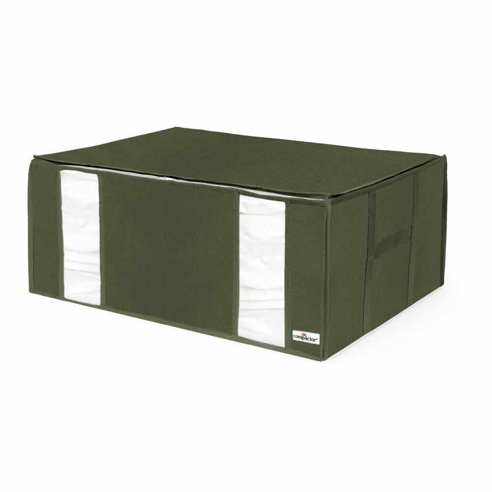 Cutie de depozitare Compactor Oxford,210l, verde la pret 205 lei