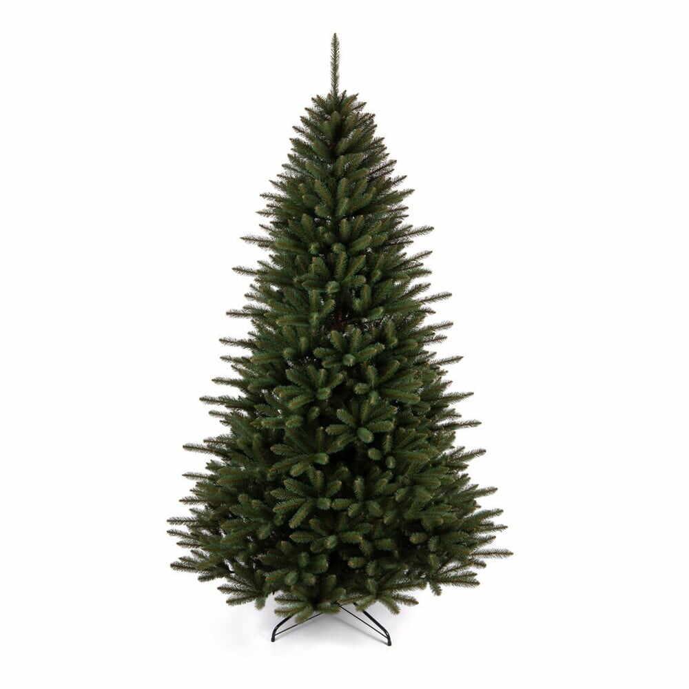 Brad de Crăciun artificial model molid canadian întunecat, înălțime 180 cm la pret 675 lei