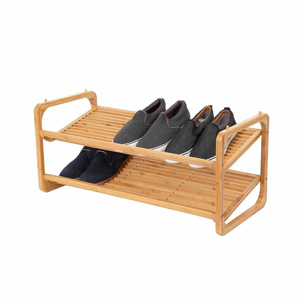 Pantofar din lemn de bambus Compactor Welly la pret 303 lei