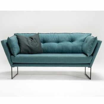 Canapea cu 3 locuri Relax, turcoaz la pret 2869 lei
