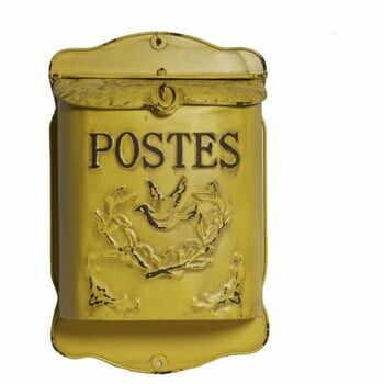 Cutie poştală Antic Line Jaune la pret 231 lei