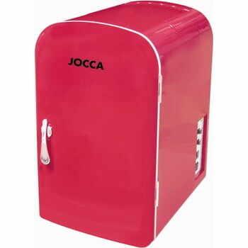 Frigider portabil JOCCA Mini, roșu la pret 336 lei