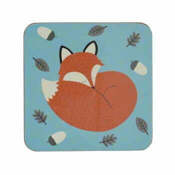 Suport farfurii Rex London Rusty The Fox, 10,5 x 10,5 cm la pret 25 lei