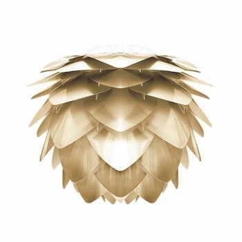 Abajur VITA Copenhagen Silvia, ⌀ 50 cm, auriu la pret 482 lei