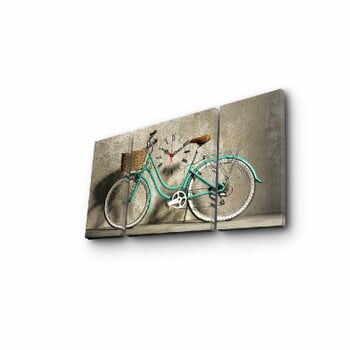 Ceas de perete cu imagine Kolo, 84 x 45 cm la pret 167 lei
