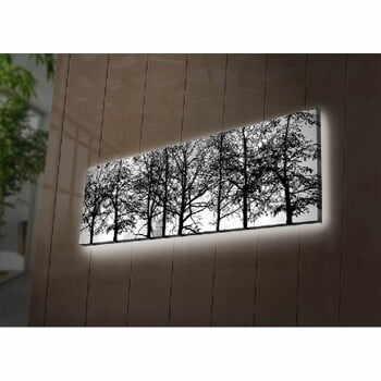 Tablou cu LED-uri Afrodita, 90 x 30 cm la pret 168 lei