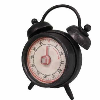 Ceas de bucătărie - timer Antic Line Black la pret 153 lei