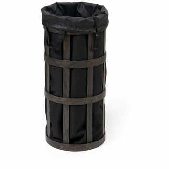 Coș pentru rufe Wireworks Cage, negru, cu sac negru la pret 963 lei