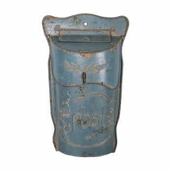 Cutie poștală Antic Line Lettres Bleue la pret 260 lei