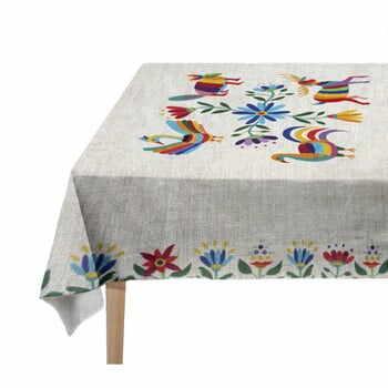 Față de masă Madre Selva Animals Otomi, 140 x 140 cm la pret 222 lei