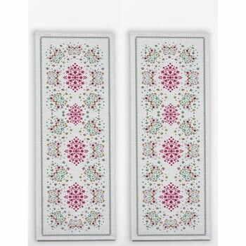 Set 2 naproane Madre Selva Flowers Tapestry la pret 185 lei