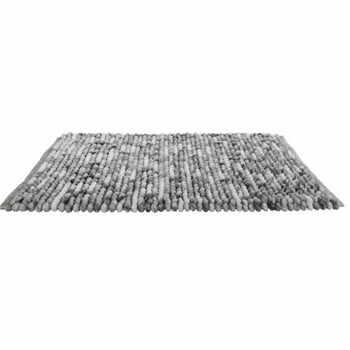 Covor baie Wenko Smooth Grey, 90 x 60 cm, gri la pret 209 lei