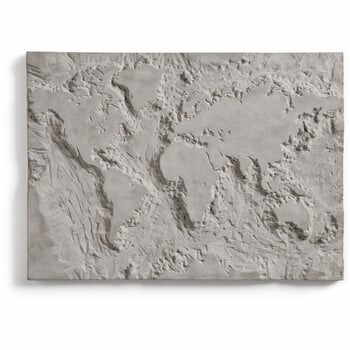 Decorațiune din beton pentru perete Lyon Béton The Grey Planet la pret 1524 lei
