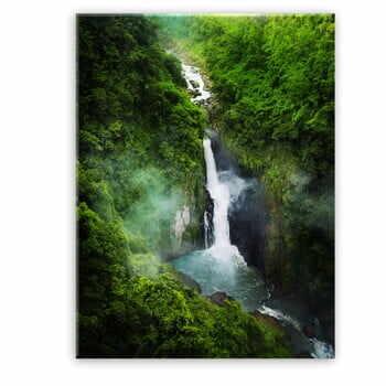 Tablou Styler Glas Views Waterfall, 70 x 100 cm la pret 325 lei
